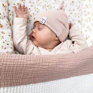 Newborn set - Old pink
