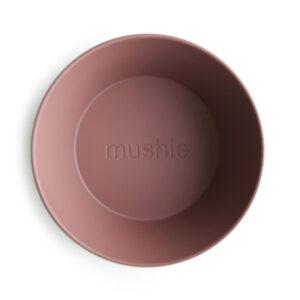 MUSHIE   BOWL Round - Woodchuck (2 stuks)