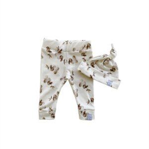 Newborn set - Eucalyptus Beige