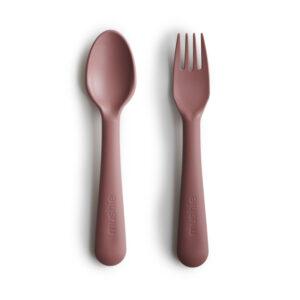 MUSHIE | Fork & spoon, WOODCHUCK