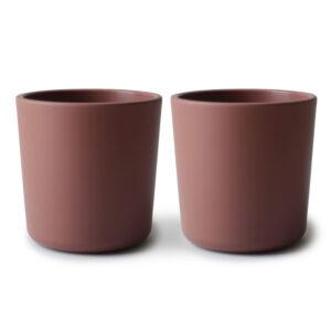 MUSHIE - CUP Woodchuck (2 stuks)