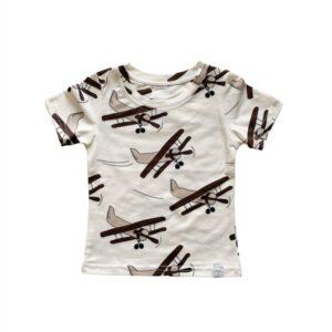 Shirt - vliegtuig