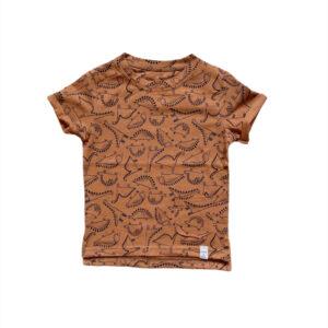Shirt - Dino terra